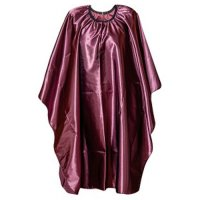 Пеньюар Bright Satin Cape виноградный, Harizma